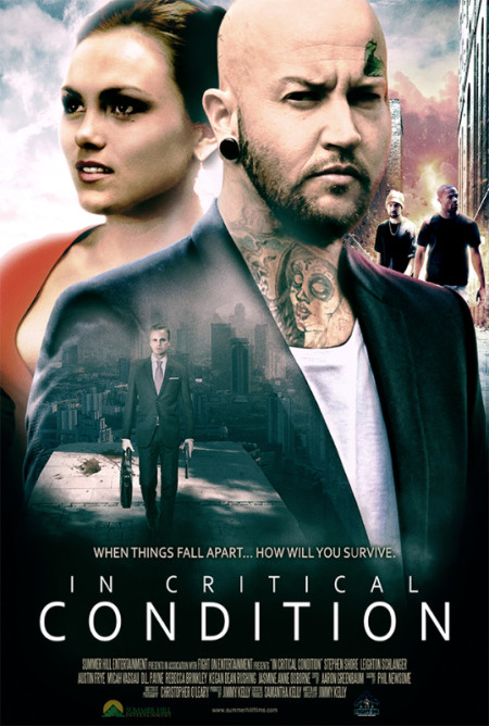 In Critical Condition 2016 720p HDRip 800MB x264-GalaxyRG