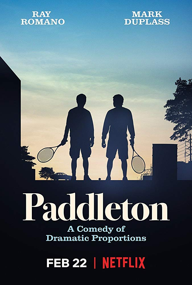 Paddleton 2019 720p HDRip 800MB x264-GalaxyRG
