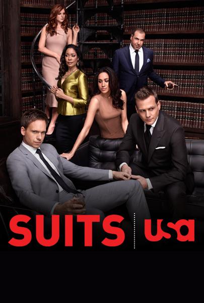 Suits S08E16 HDTV x264-KILLERS