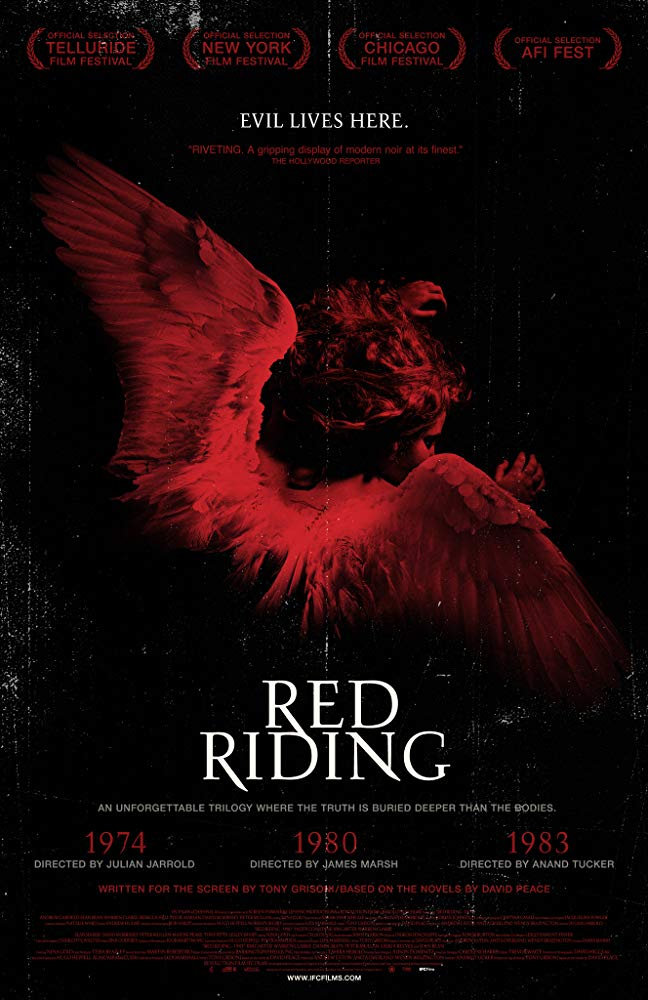 Red Riding In The Year Of Our Lord 1980 2009 BRRip XviD MP3-XVID