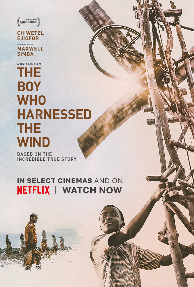 The Boy Who Harnessed the Wind 2019 HDRip AC3 X264-CMRG