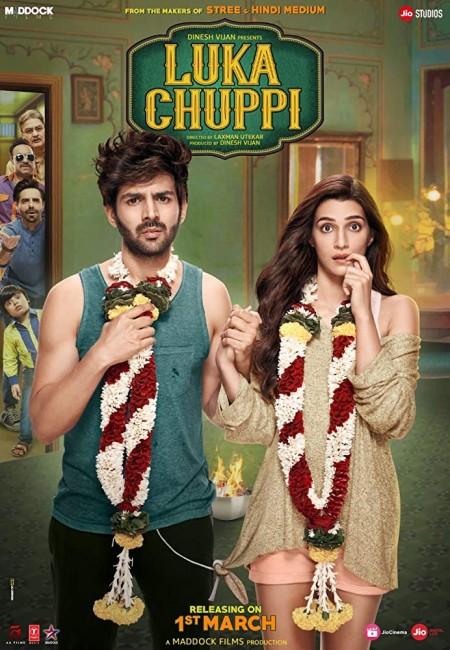 Luka Chuppi (2019) Hindi 720p Pre-CAMRip x264 AAC -JM