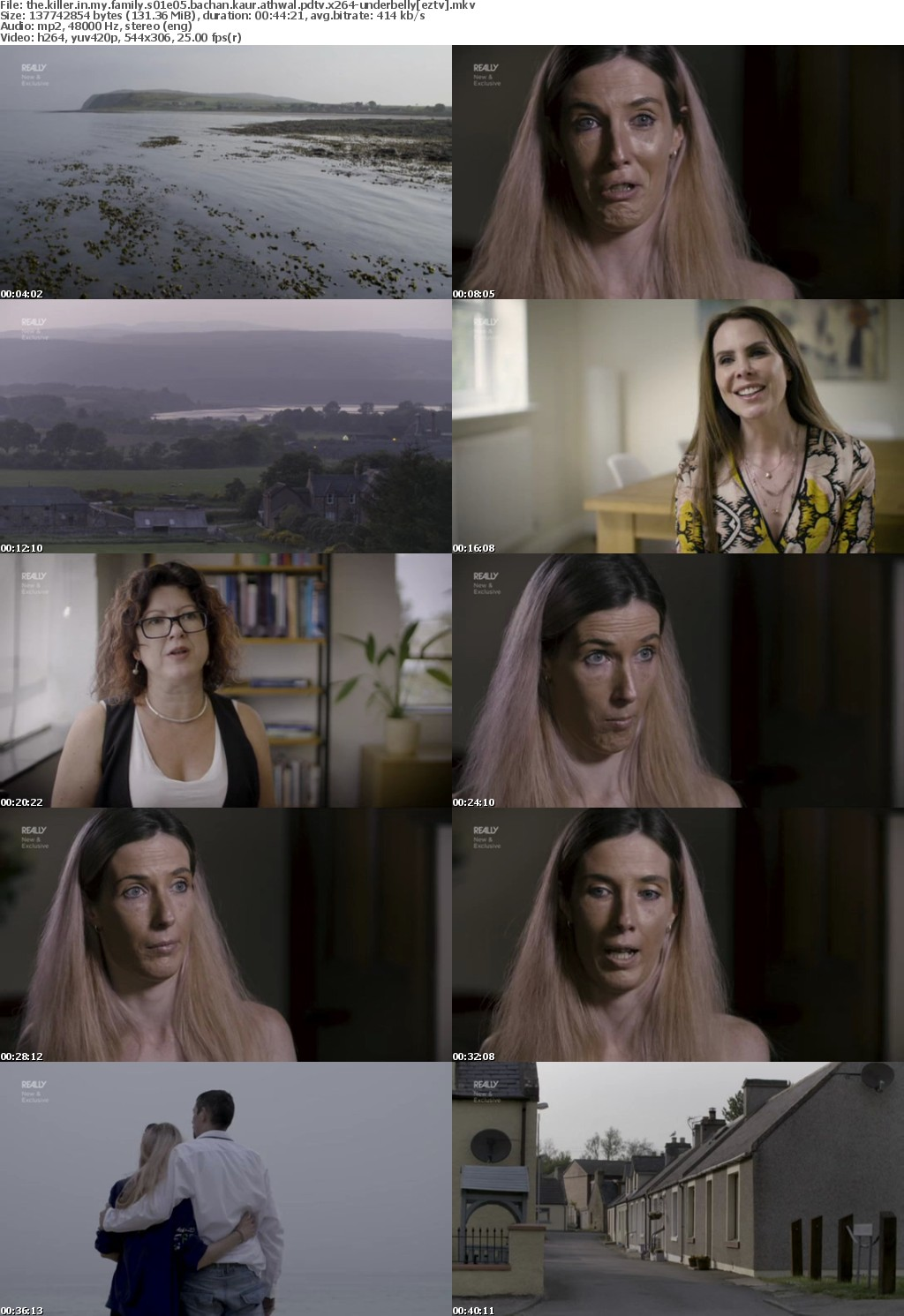 The Killer in My Family S01E05 Bachan Kaur Athwal PDTV x264-UNDERBELLY