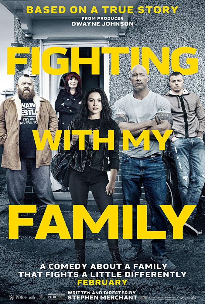 Fighting with My Family 2019 HDCAM H264 AAC Will1869