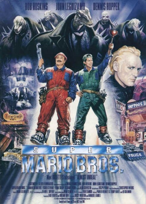Super Mario Bros 1993 HDRIP H264 AC3-5 1-RypS