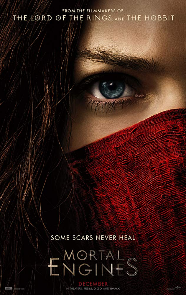 Mortal Engines 2018 English 720p BDRip x264 ESubs 1 1GB