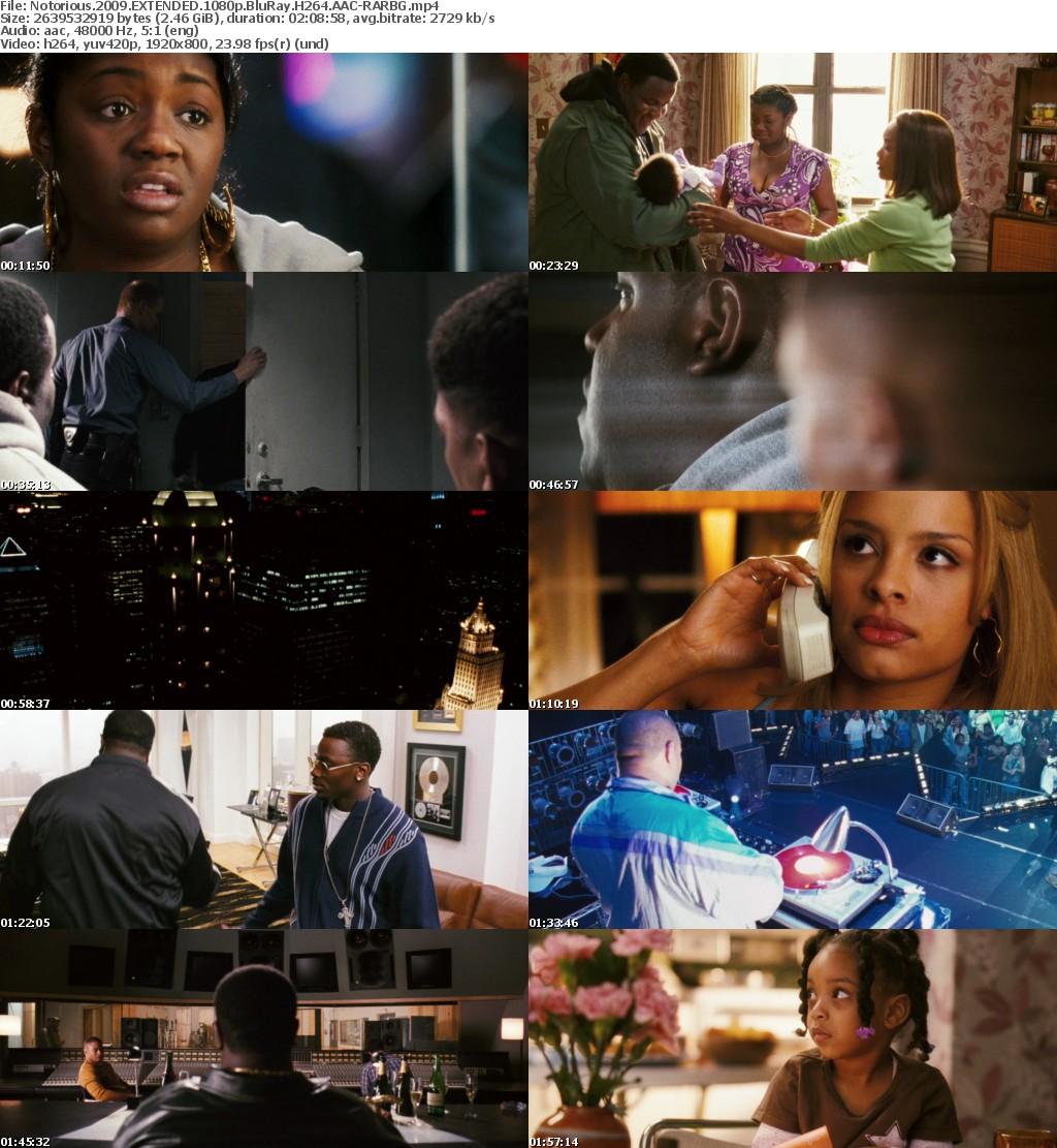 Notorious 2009 EXTENDED 1080p BluRay H264 AAC-RARBG