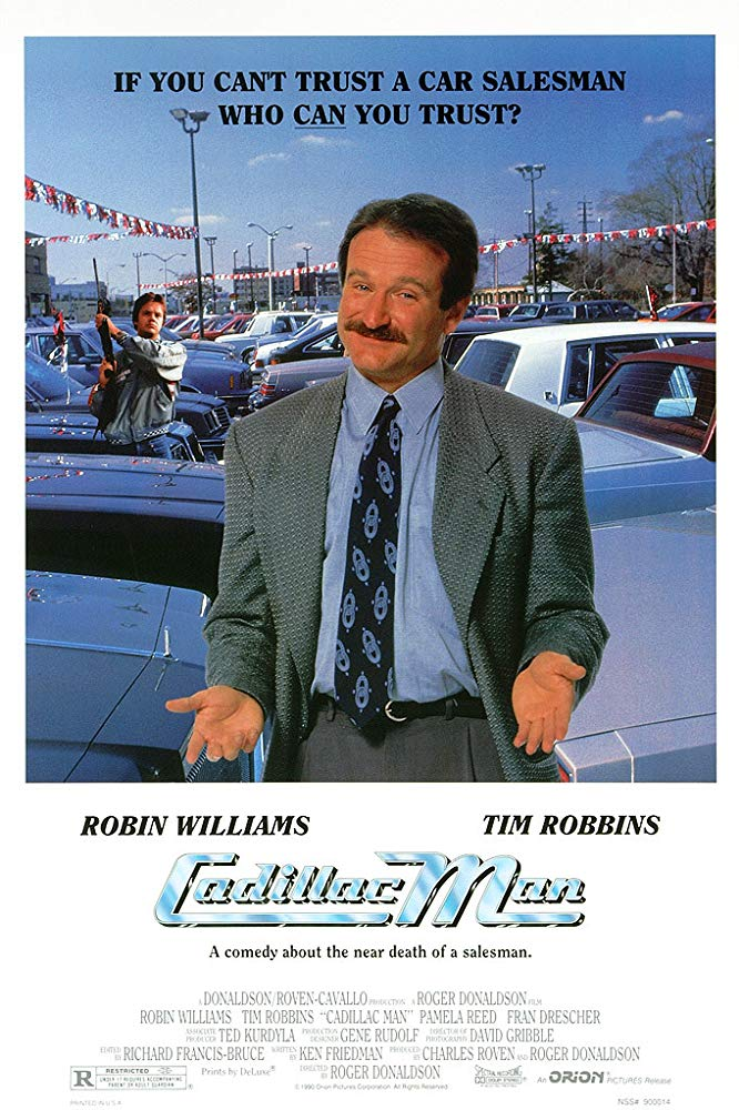 Cadillac Man 1990 [BluRay] [720p] YIFY
