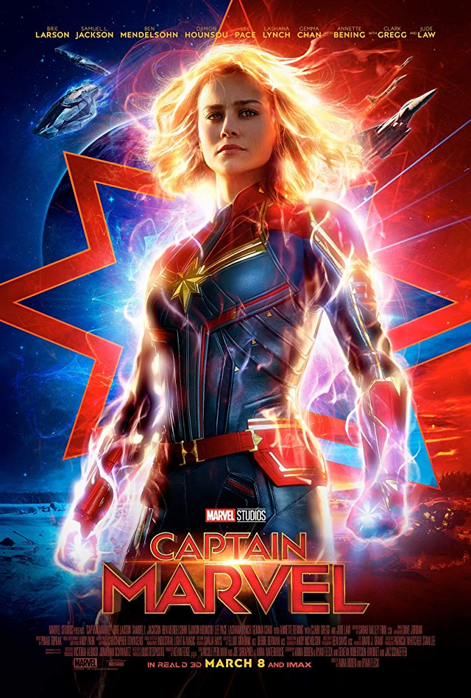 Captain Marvel 2019 English HDCAM x264 Mp3 by Full4movies