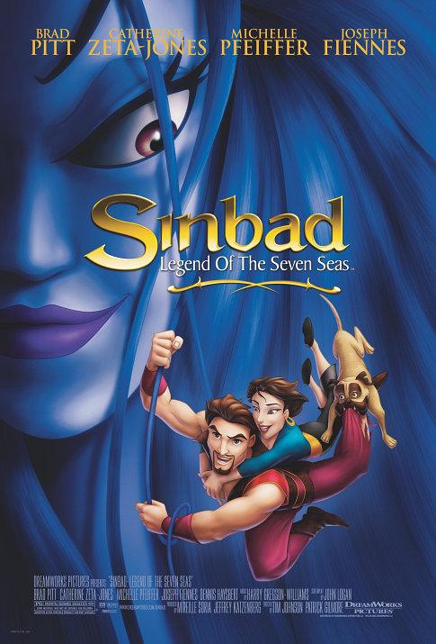 Sinbad Legend of the Seven Seas 2003 [BluRay] [720p] YIFY