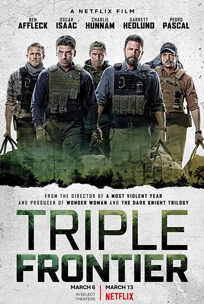 Triple Frontier 2019 720p NF WEB-DL x264-MkvCage