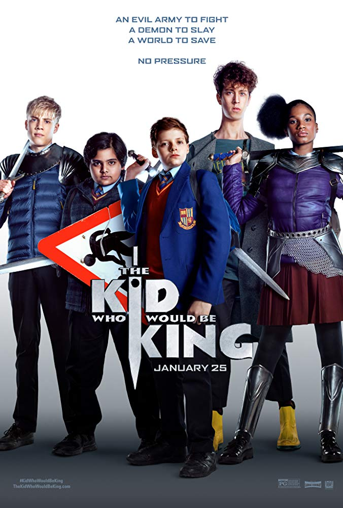 The Kid Who Would Be King 2019 720p HDRip HC AC3 X264-CMRG[EtHD]