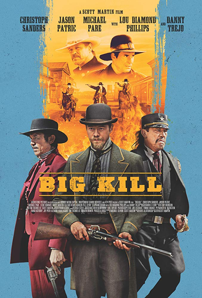 Big Kill 2018 720p BRRip XviD AC3-XVID