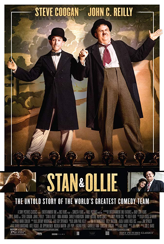 Stan and Ollie 2018 [BluRay] [1080p] YIFY