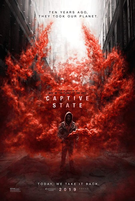 Captive State (2019) English 720p HDCAM Rip X264 -MP3 -850MB