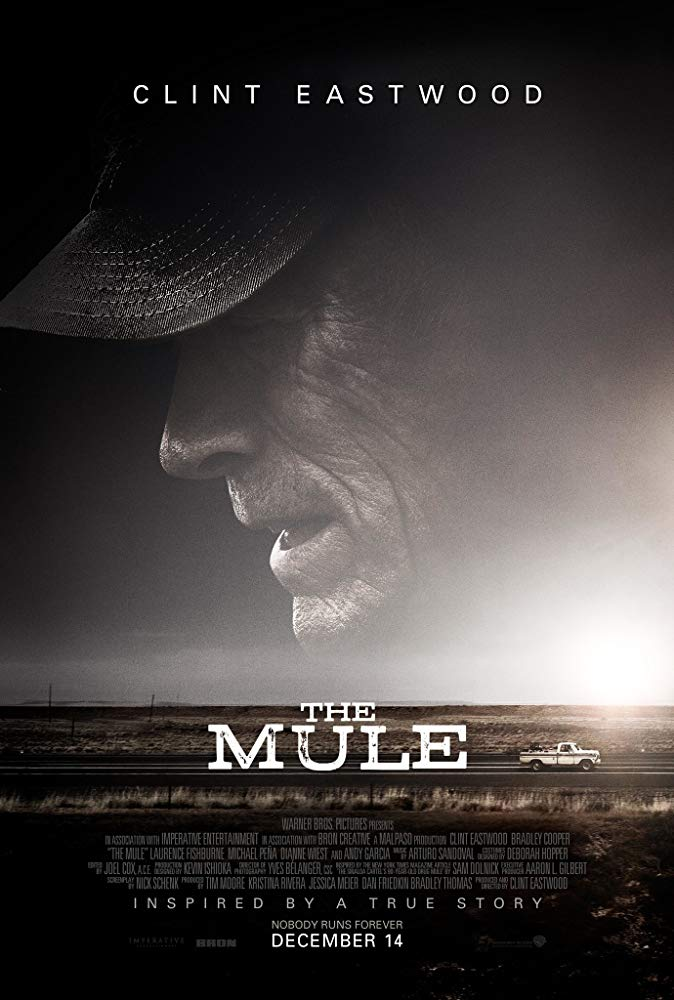 The Mule 2018 SweSub 1080p x264-Justiso
