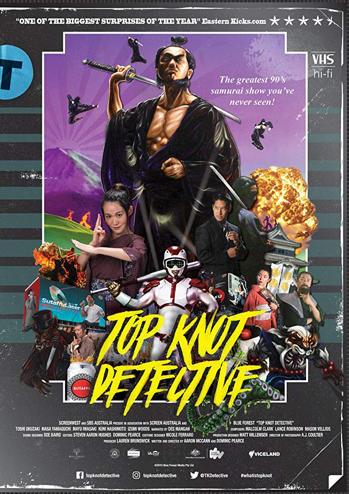 Top Knot Detective 2017 [BluRay] [720p] YIFY