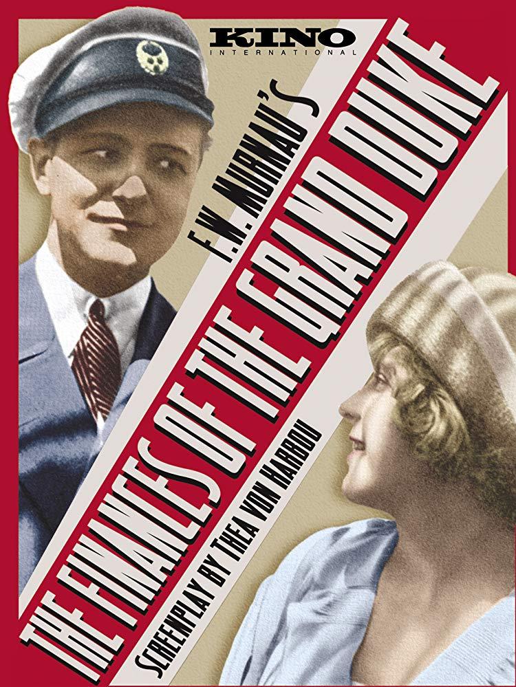 Finances of the Grand Duke 1924 GERMAN BRRip XviD MP3-VXT