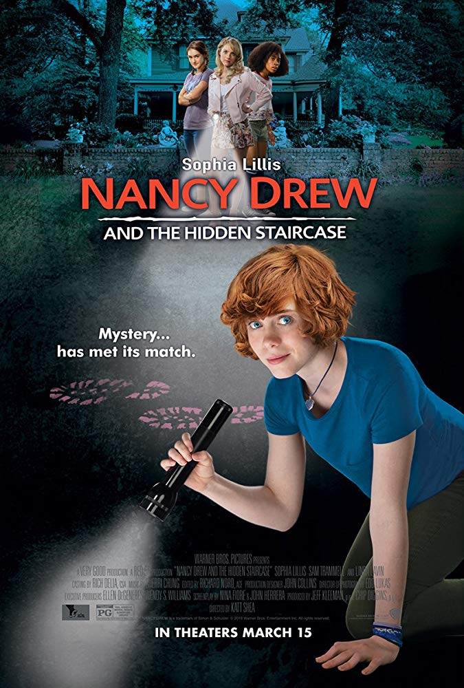 Nancy Drew and the Hidden Staircase 2019 1080p WEB-DL H264 AC3-EVO[TGx]