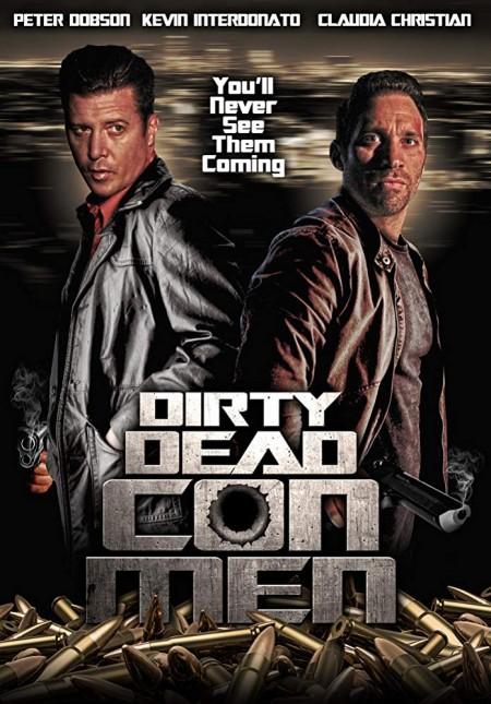 Dirty Dead Con Men (2018) 720p HDRip 800MB x264  GalaxyRG