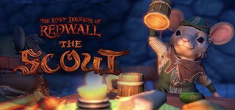 The Lost Legends of Redwall The Scout Woodlander - PLAZA