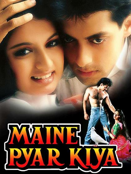 Maine Pyar Kiya (1989) Hindi 720p WEB DL x264 DD ESubs  Sun.George