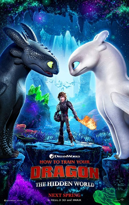 How to Train Your Dragon The Hidden World 2019 720p BluRay 800MB x264-GalaxyRG