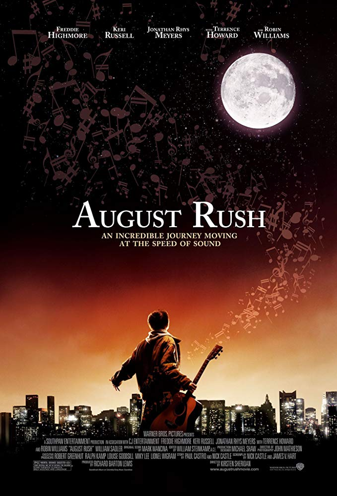 August Rush 2007 BRRip XviD MP3-XVID