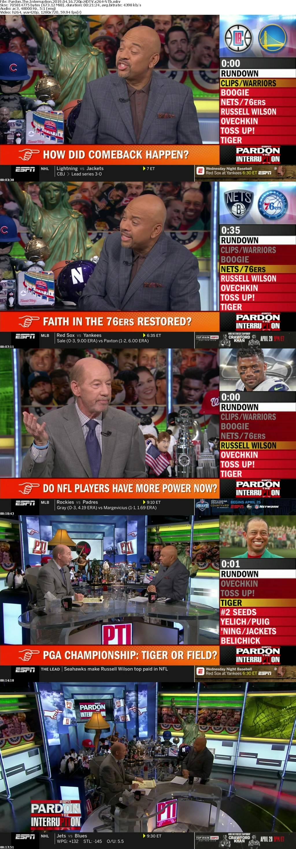 Pardon The Interruption 2019 04 16 720p HDTV x264-NTb