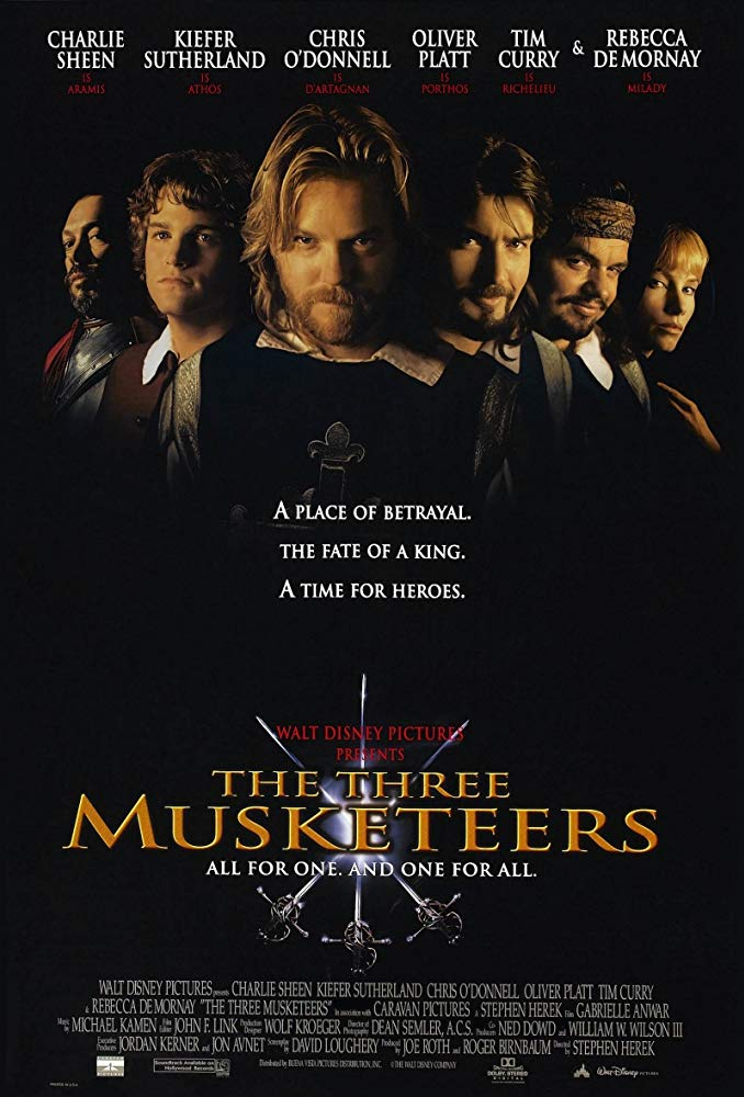 The Three Musketeers 1993 720p BluRay x264-x0r