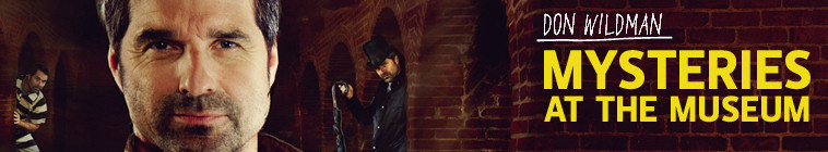 Mysteries At The Museum S23E12 The Headless Horseman Tug of Love and Space Angels HDTV x264-W4F