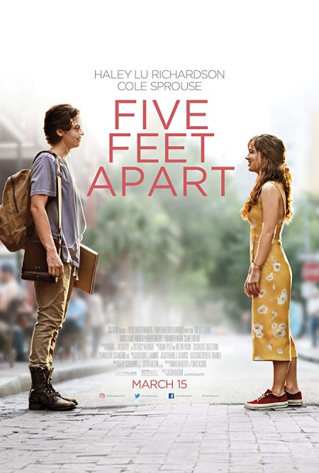 Five Feet Apart 2019 720p HQ HDCAM-1XBET