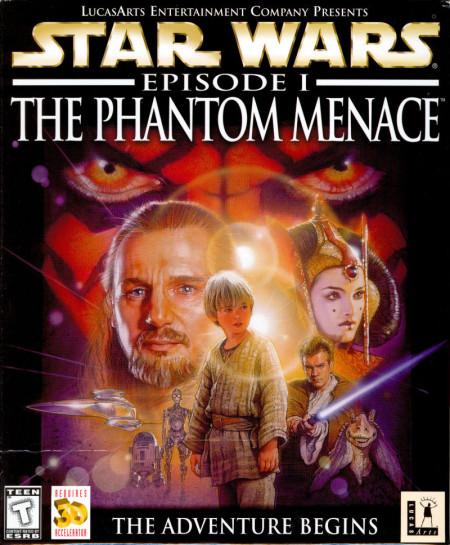 Star Wars Episode I The Phantom Menace (1999) 1080p BRRip 5.1-2.0 x264-Phun.Psyz