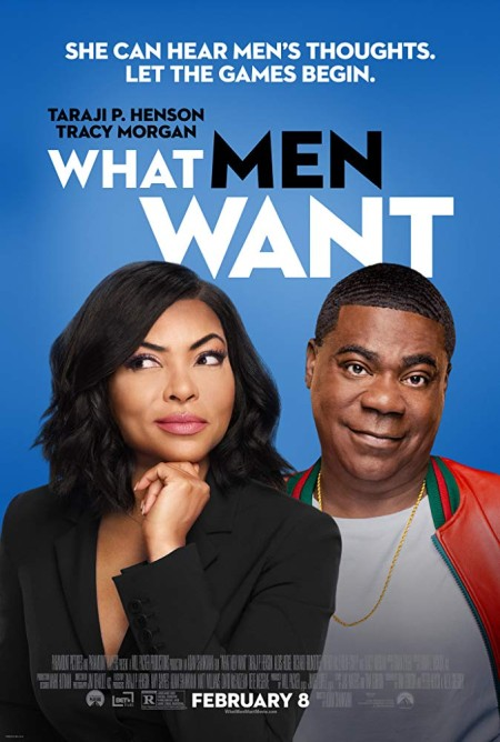 What Men Want (2019) 720p WEBRip 800MB x264-GalaxyRG