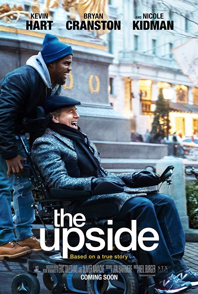 The Upside 2017 1080p WEB-DL DD5 1 H264