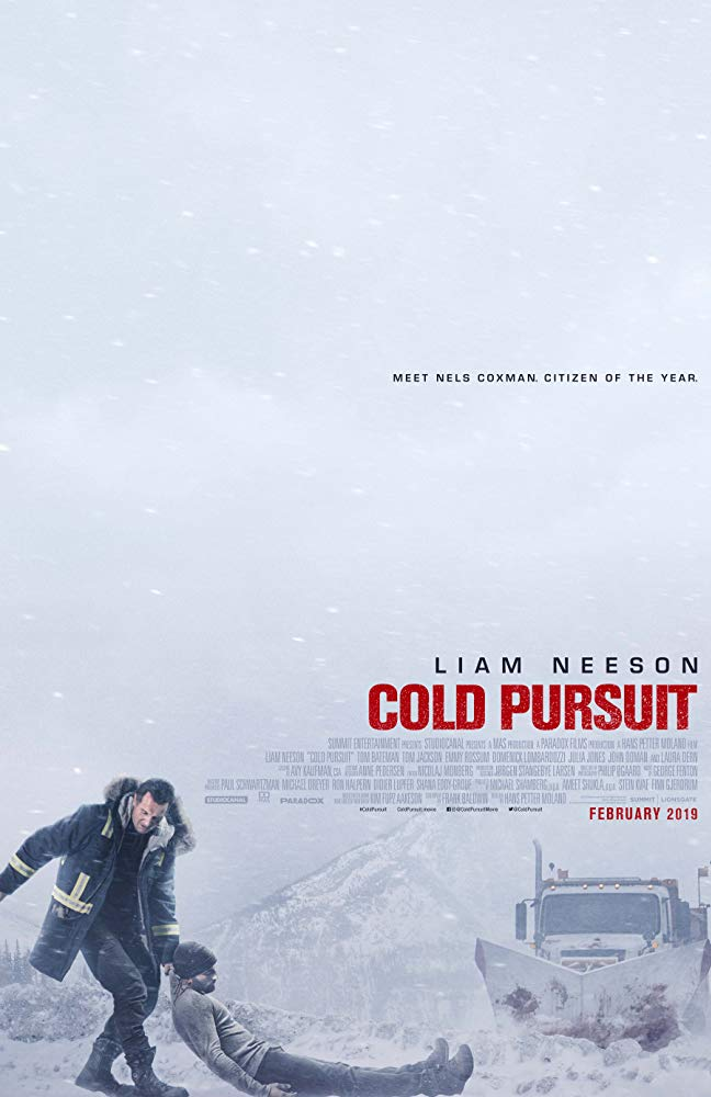 Cold Pursuit 2019 HDRip BLURRED AC3 X264-CMRG[TGx]