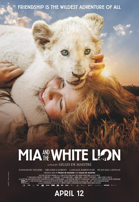 Mia and the White Lion (2019) 720p BluRay 800MB x264  GalaxyRG
