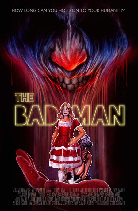 The Bad Man (2018) 1080p BluRay x264 WoW