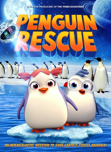 Penguin Rescue (2018) WEB x264-ASSOCiATE