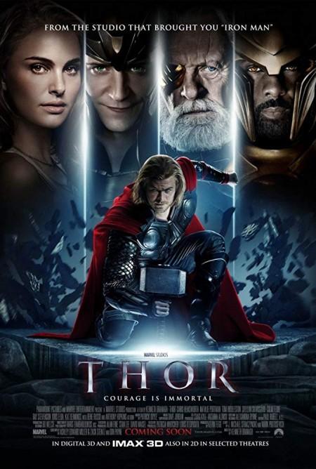 Thor 2011 BR EAC3 VFF VFQ ENG 1080p x265 10Bits T0M (Thor 1)
