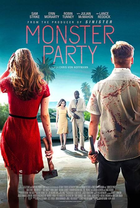 Monster Party 2018 576p BDRip AC3 x264-CMRG