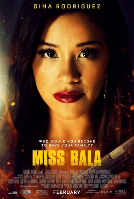 Miss Bala 2019 576p BDRip AC3 x264-CMRG