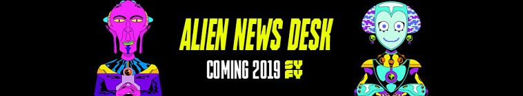 Alien News Desk S01E11 720p WEB x264-TBS