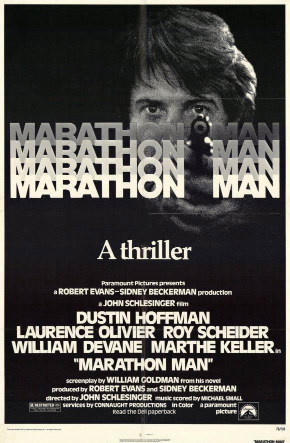 Marathon Man 1976 [BluRay] [720p] YIFY