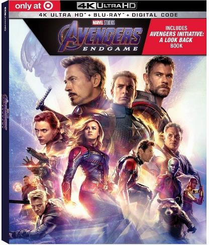 Avengers Endgame (2019) HDCAM Clean Audio WoW