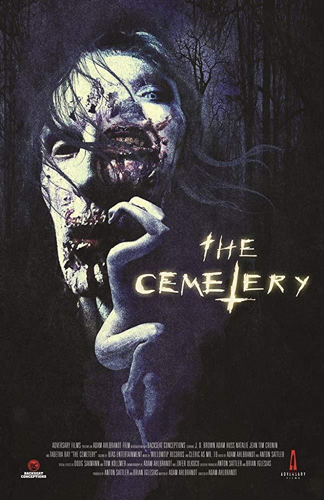 The Cemetery 2013 BRRip XviD MP3-XVID