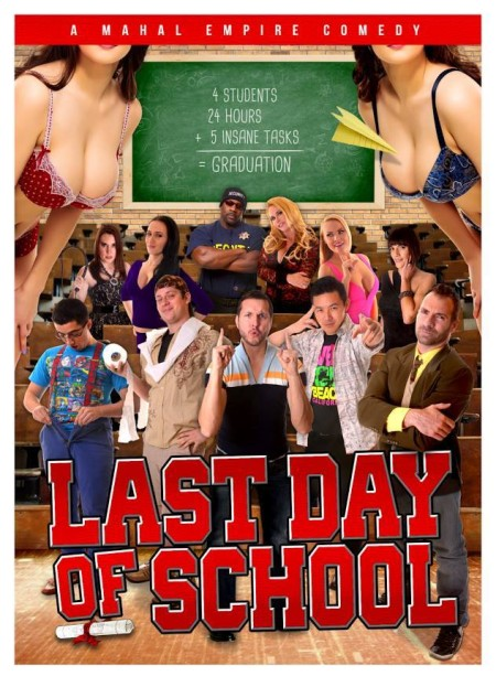 Last Day of School (2016) 1080p BluRay H264 AAC-RARBG