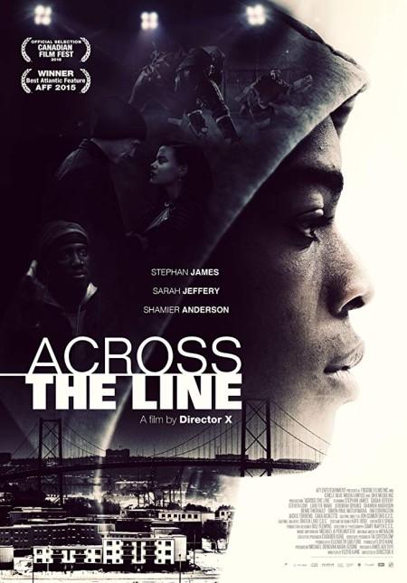 Across the Line (2015) 1080p BluRay H264 AAC-RARBG