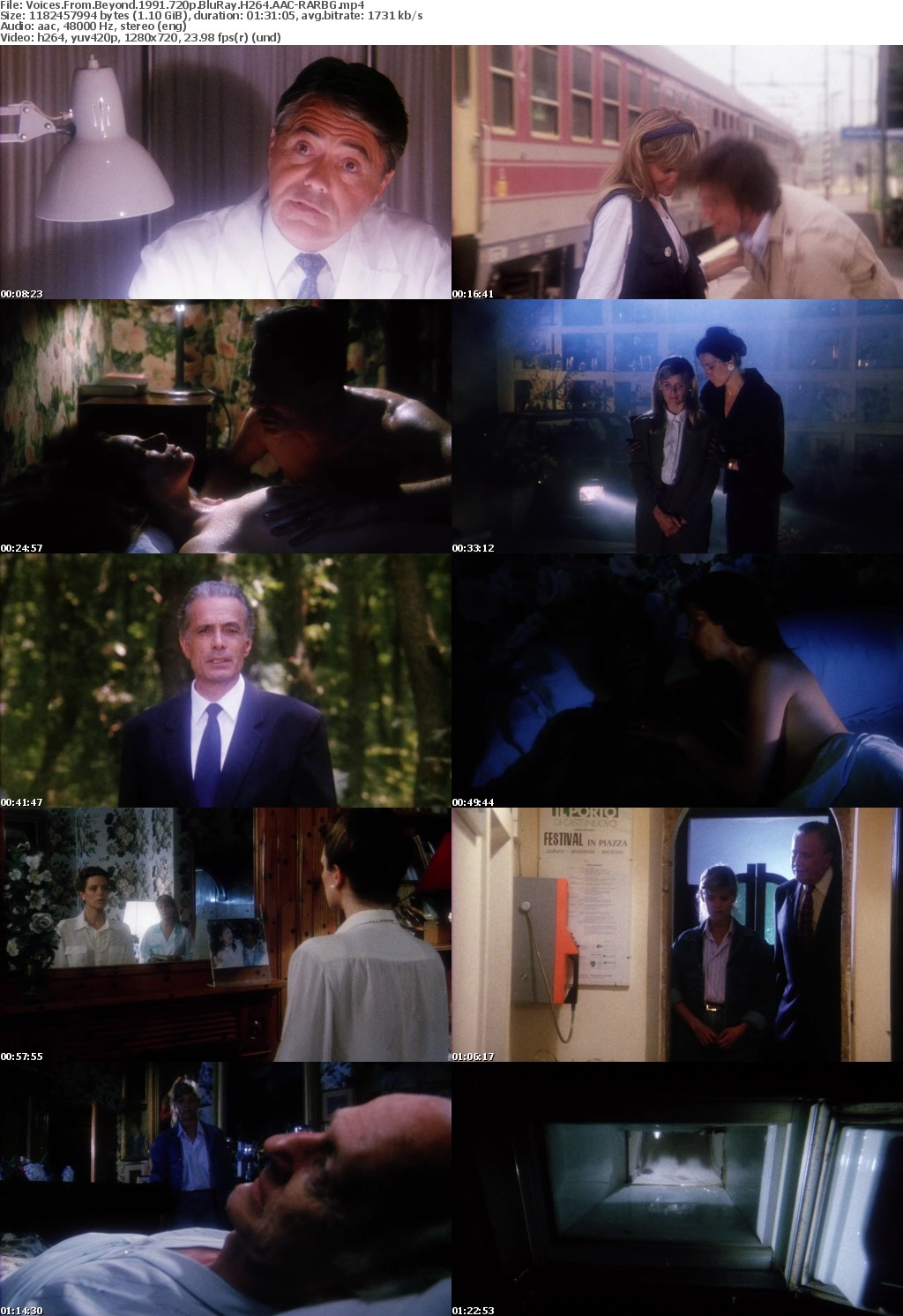 Voices From Beyond (1991) 720p BluRay H264 AAC-RARBG