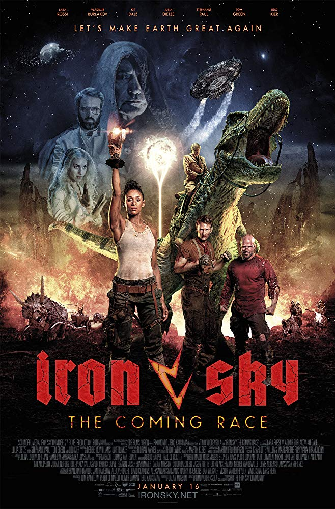 Iron Sky - The Coming Race 2019 (1080p BluRay x265 HEVC 10bit AAC 5 1 Tigole)